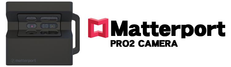 Matterport Pro2カメラ販売ヘージヘッダー